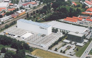 Gabor Logistikcenter Mindelheim - Luftbild 110x70 mm